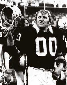Jim Otto, Oakland Raiders