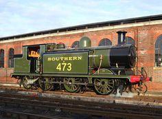 LBSCR/SR Class E4 - Billinton, Brighton Works