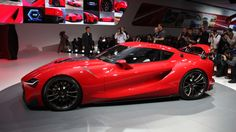 Coming Toyota Supra to forgo hybrid, get a BMW six-cylinder turbo ...