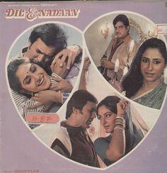 Dil - E - Nadaan 1981 Bollywood Vinyl LP