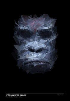 Ape Shall Never Kill Ape on Behance