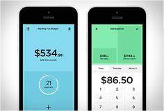 PENNIES budget app
