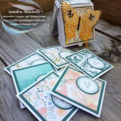 Stampin' Friends April 2018 - Spring Has Sprung