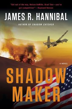 Release Day Blast & Giveaway - Shadow Maker by James Hannibal