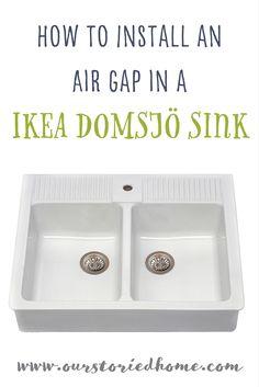 How to Install an Air Gap
