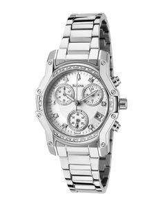 "Spotted this Bulova Women's ""Diamonds"" Diamond Watch on Rue La La. Shop (quickly!)."