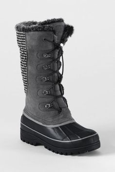 Women's Hillary Tall Snow Boots,,,I'm ready when the snow flies !