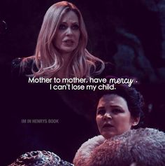 #OnceUponATime - Yeah, so, kinda hating Snow for what she did. She deserved to suffer the dark curse and to be away from Emma after all