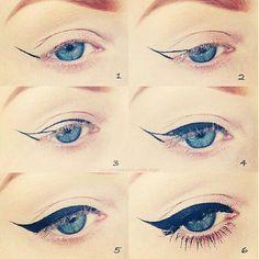 Línea del ojo