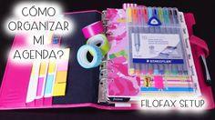 Cómo organizar mi agenda? | Julieta ySusVideos