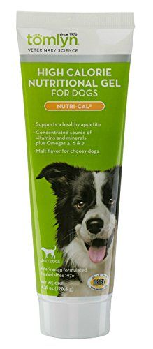 Pet beauty product: Nutri-Cal for Dogs, oz. by Tomlyn is a high-calorie dietary supplement that is recommended by veterinarians to provide quality nutrition. It is extremely palatable and your dog will love it. Pet Supplements, Nutritional Supplements, Dog Vitamins, Dog Nutrition, Goat Farming, Dog Fence, Folic Acid, Calories, Vitamins And Minerals