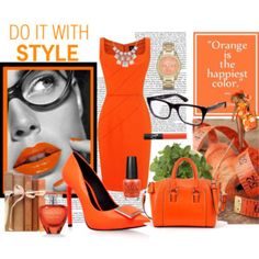 Orange - Do it with Style