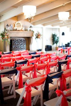 Coral and Navy Nautical Inspired Wedding - see more at http://fabyoubliss.com/2014/06/30/coral-and-navy-nautical-inspired-wedding/