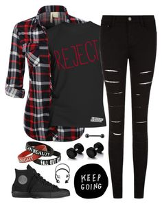 """""""Reject"""" by alex-bows ❤ liked on Polyvore"""