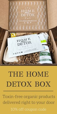 The Home Detox Box is the perfect way to get started living a toxic-free lifestyle and using eco-friendly products. Chemical free, organic, toxin-free cleaning products, make up, and home care. Natural Cleaning Recipes, Natural Cleaning Products, Detox Your Home, Eco Friendly Cleaning Products, Chemical Free Cleaning, Green Living Tips, Holistic Remedies, Going Natural, Health Coach
