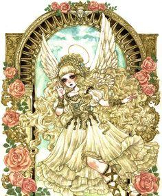 Angel by manga artist Sakizou.