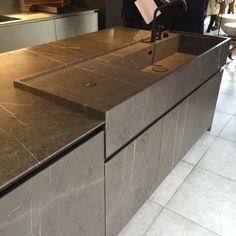Cucina moderna / in marmo / laccata - INCA by Silvano Bonetti ...