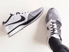 Awesome Nikes...make me feel fast just looking at them!