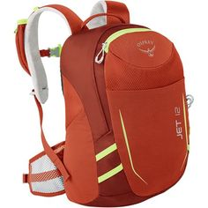 The product Osprey Jet 12 falls into the Boys rucksack category. Order the Osprey Jet 12 now at OutdoorXL. Worldwide delivery with Track & Trace Code, 7 days a week customer support during the opening hours of the OutdoorXL store Backpack Online, Backpack Bags, Sling Backpack, Eco Friendly Backpacks, Osprey Packs, Honda Pilot, Hiking Gear, Kids Backpacks, Inventions