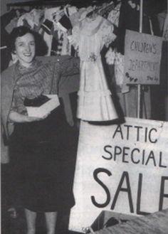 1950s - 1960s - Junior League of Augusta, Georgia
