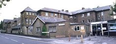Barnet pictures - Google Search, The Workhouse in Barnet, general view from the north-west, 2001