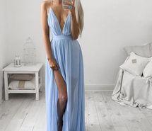 Inspirant de l'image surprenant, bleu, robe, soirée de fin d'étude, style #4508366 par LuciaLin - Résolution 784x732px - Trouver l'image à votre goût