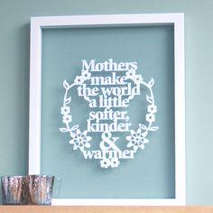Paper Cut Wall Art | Flickr - Photo Sharing!