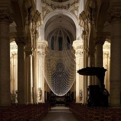 The Upside Dome by Gijs Van Vaerenbergh #architecture #religious-buildings