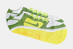 Nike graphic shoes