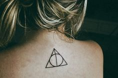Minimalist tattoo that I LOVE!
