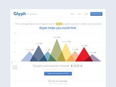 Glyph-website