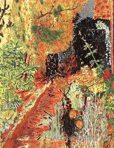 Pierre Bonnard. The Garden.