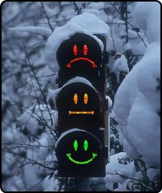 Stop light, Switzerland. / Just that it's cute plus it's funny