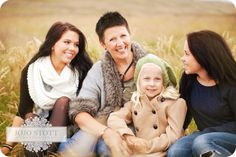 Petersen family photo shoot » Jojo Stott Photography sisters, family, mother, mum, daughters, friends, field, cane,