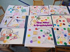 Education, Kids, Creative Art, Lab, Autism, Ballet Flat, Bricolage, Giotto, Young Children