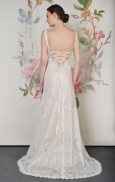 Claire Pettibone's 2014 Collection Decoupage - Antoinette