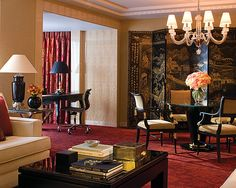 Four Seasons London at Park Lane - Park Suite