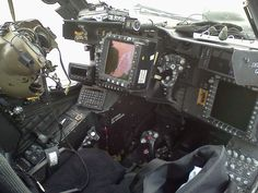 Apache Cockpit View