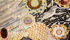 Catharine Magel; Painting, Bird and Nests #art