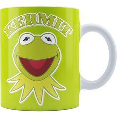 Caneca Os Muppets Caco o Sapo (Kermit) 01