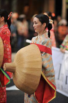 jidai matsuri . Kyoto