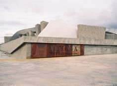 Magma Art & Congress | Official website of FERNANDO MENIS, architect