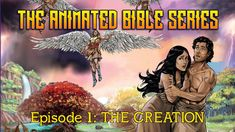 Short Flim, Animated Bible, Sunday School Projects, The Falling Man, Bible Stories For Kids, Fall From Grace, Adam And Eve, Great Movies, Season 1