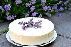 Citron och maräng glasstårta | Hannas bageri