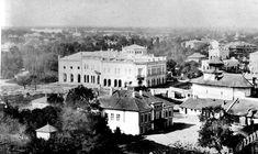 Palatul Ghica, înainte de a fi transformat în Teatrul Lyric Bucharest Romania, Mansions, House Styles, Dan, Photography, Memories, Beautiful, Universe, Memoirs