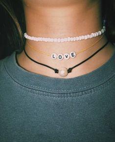 Beautiful Jewerly Ideas for Women accessories jewelry Summer Bracelets, Cute Bracelets, Cool Necklaces, Summer Jewelry, Beaded Bracelets, Beaded Jewelry, Embroidery Bracelets, Jewelry Necklaces, Beaded Friendship Bracelets