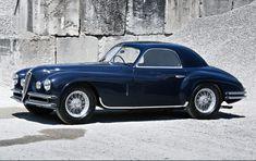 1949 Alfa Romeo 6C 2500 SS