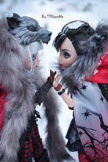 Cerise Wolf & Cerise Hood | Flickr - Photo Sharing!