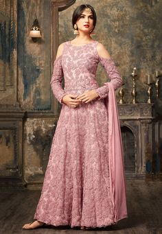 Indian Woman clothes Wedding Wear Party wear 5702 Maisha Sky Blue Heavy Net+with Embroidery work + Siquence +Stone Long Anarkali Suit Floor Length Anarkali, Long Anarkali, Anarkali Dress, Anarkali Suits, Punjabi Suits, Simple Anarkali, Indian Dresses, Indian Outfits, Indian Clothes