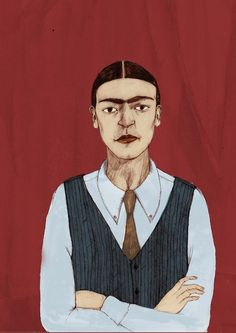 Part of the androgyny series by Bett Norris.  I hope I get three for my birthday next year!!